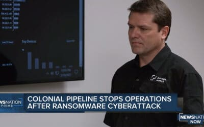 PacketWatch Cybersecurity Expertise used in Colonial Pipeline Ransomware Story